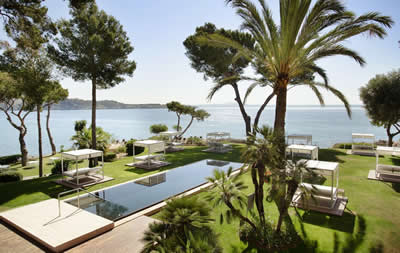 Spa Hotels in Palma