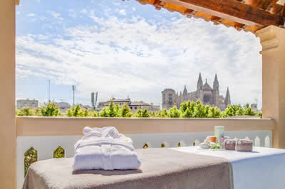 Hotel Can Alomar Spa, Palma