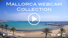 Mallorca webcam collection