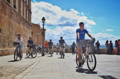 Cycling Palma de Mallorca - Palma Bicycle tours