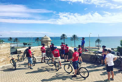Cycling Palma de Mallorca - Palma on Bike