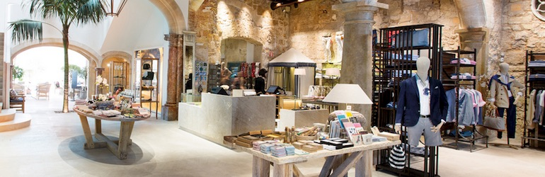 Shopping in palma majorca spain for Living palma